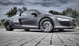 Audi R8 rijden