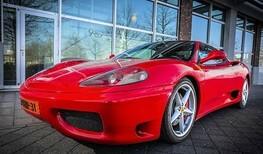 Ferrari 360 Modena rijden