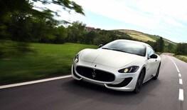 Maserati rijden